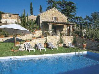 Nieuw Villa in Toscane