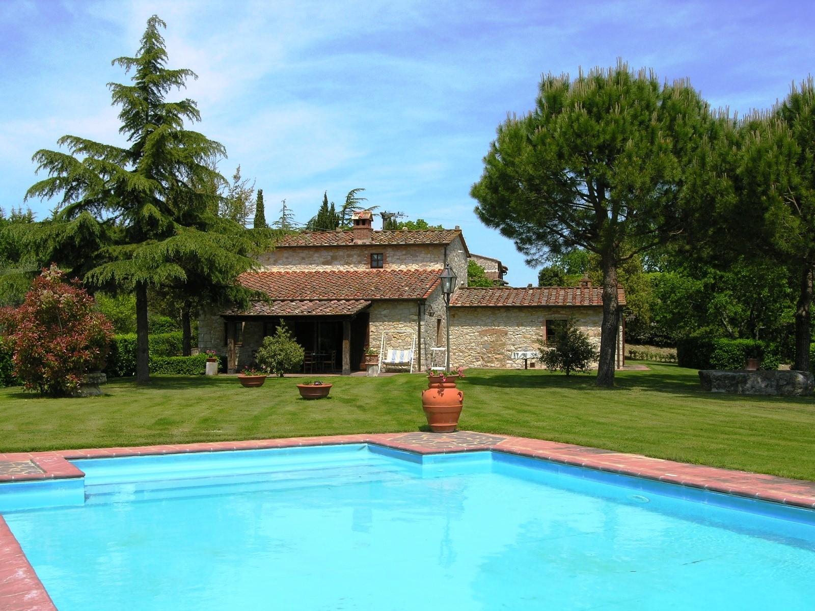 Fiorita Ferienhaus in Italien