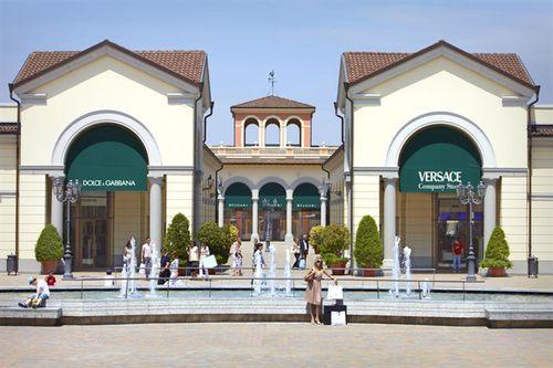 Designer Outlets | Outlet Shopping Vacavilla